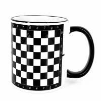 Tasse Schach, Geschenk für Schachspieler
