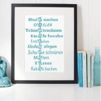 Plotterdatei Tagesmutter, Kinderkrippe und Kinderhaus Bild 3