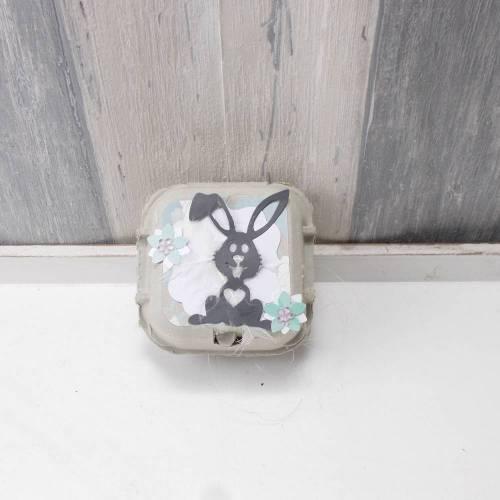 kleines Ostergeschenk, Ostern, Eierkerze, Mitbringsel, Osterdeko 1