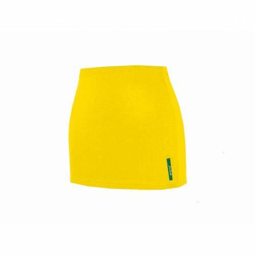 Bauchband gelb, Yogaband, Bauchtuch, Shirtverlängerung, Bauchbänder
