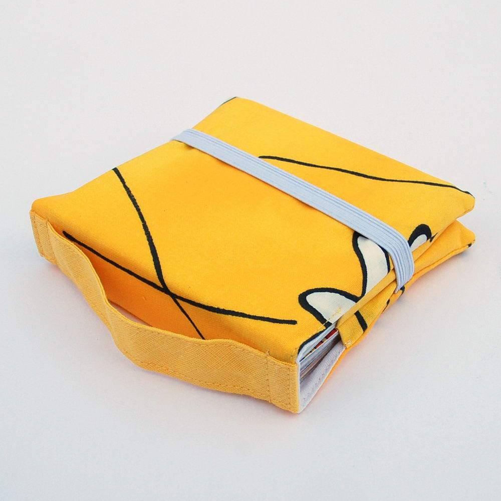 Büchertasche, Hülle für Minibücher Bild 1