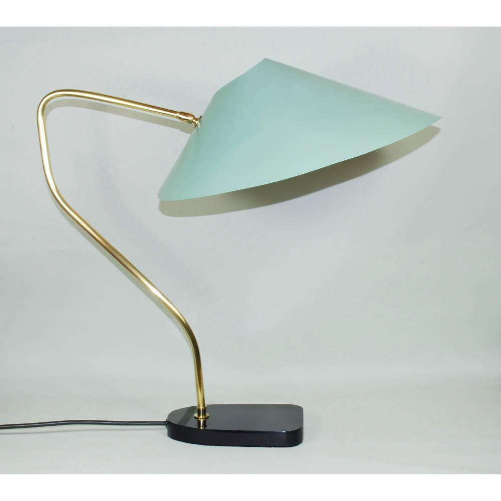 50/60er Jahre Tischlampe  Bild 1