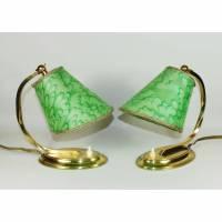 40er Jahre Tischlampen Paar  Bild 2