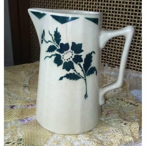 Vintage - Antiker Französischer Milchkrug