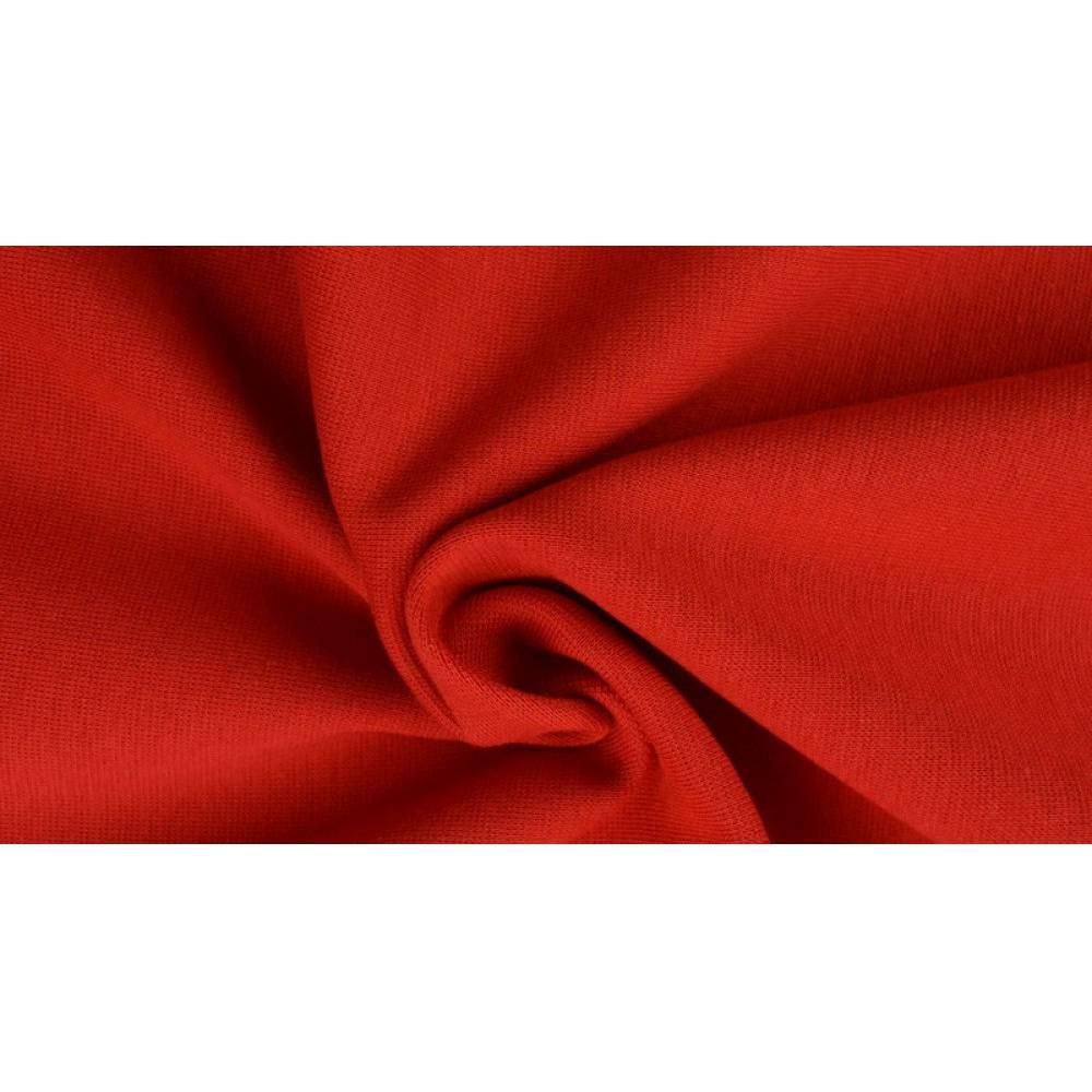 Schlauchbündchen * Rot * 0,5 m Bild 1