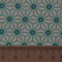 Baumwollstoff beschichtet Wachstuch mit Blumen 7 Farben 25 cm x 160 cm Saki Hilco Bild 5