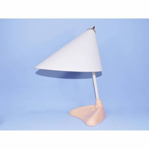 50/60er Jahre DDR Tischlampe