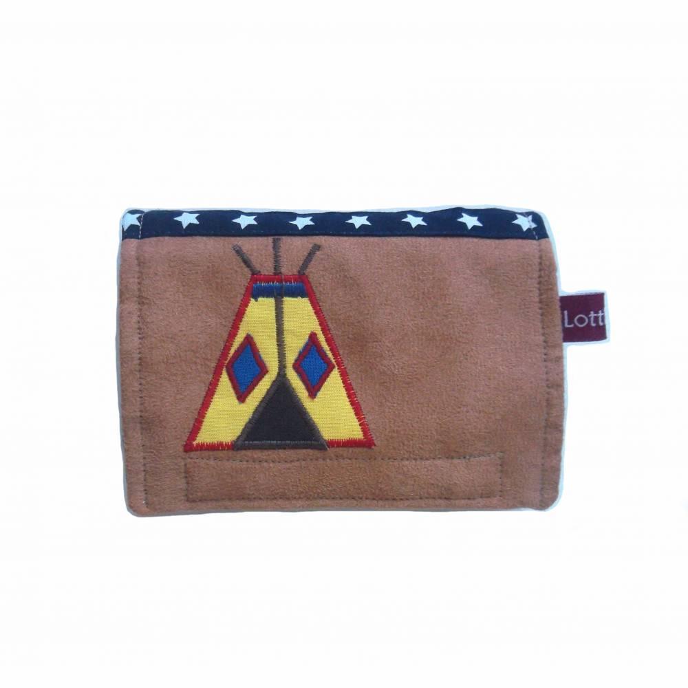 Geldbörse Indianer für Kinder Bild 1