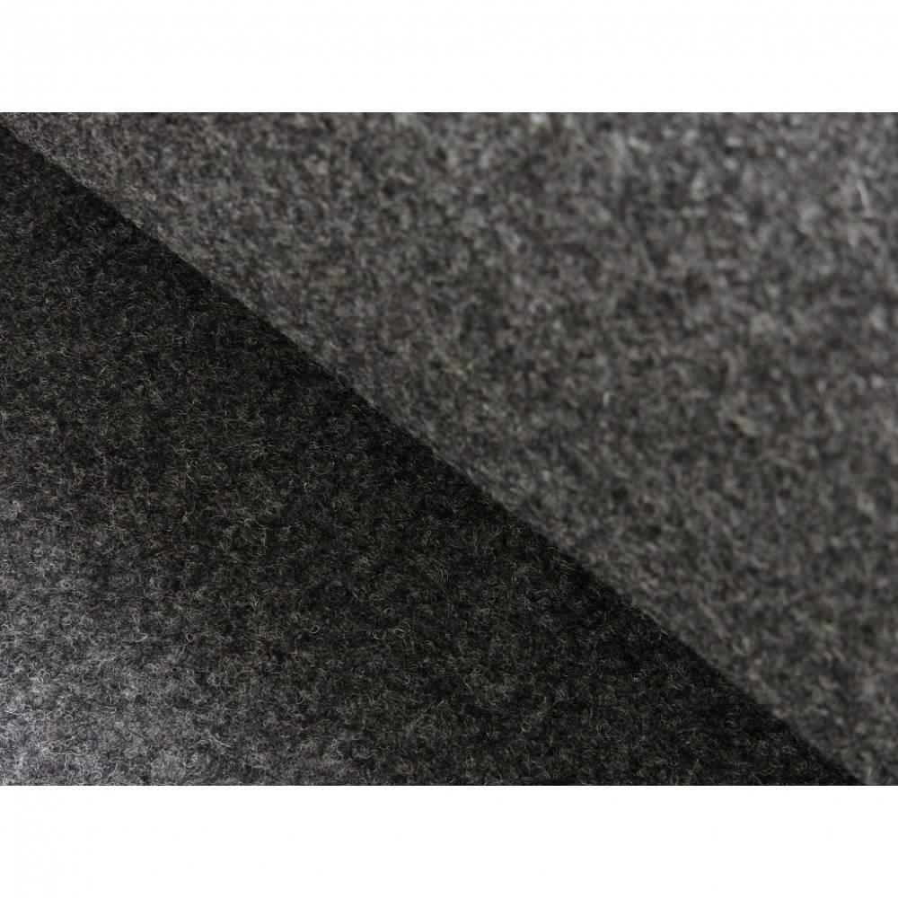 Wollfilz 3 mm * anthrazit * 0,5 m  Bild 1