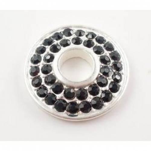 Scheibe für Wechselschmuck ,Scheibe, Wechselscheibe, Metallscheibe, Muster,22 mm,020