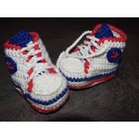 Baby Turnschuhe- 9 cm Bild 1