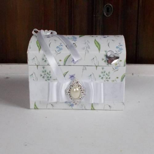 Geldgeschenk Hochzeit, Geschenkbox, Hochzeitsgeschenk, Geschenkverepackung, 2