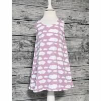 Kleid in Größe 110/116, Hängerchen, Kinderkleid Bild 1