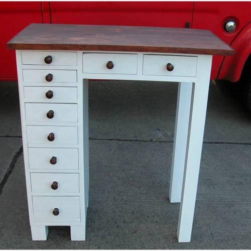 Original Werkstattmöbel/Büromöbel / Stehtisch /Arbeitstisch aus den 30er Jahren