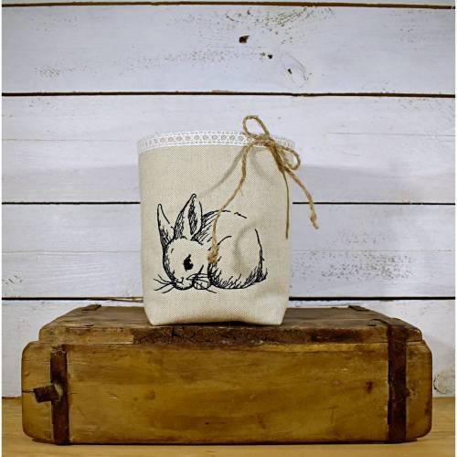 Osterkörbchen - Utensilo - Aufbewahrung - Geschenkbeutel