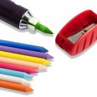 Kreidestift Markierstift Nähstift von Prym mit  Wechselminen Bild 1