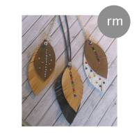 BLINKIES TREE/lange kette/bettelkette/boho schmuck/wald/bäume/upcycling/blink/geschenk für sie/försterin/schreinerin/indianerschmuck/larp Bild 1