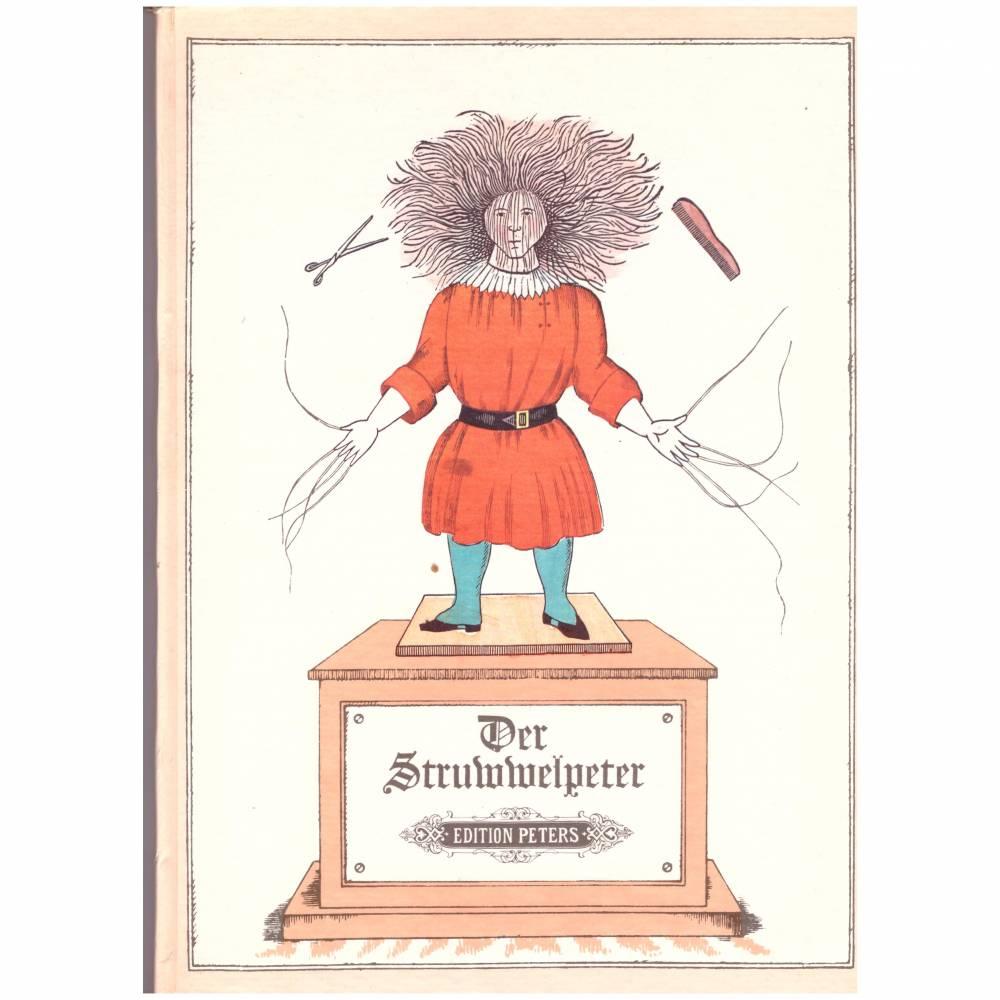 Köhler, Hoffmann  *** Struwwelpeter *** Bild 1