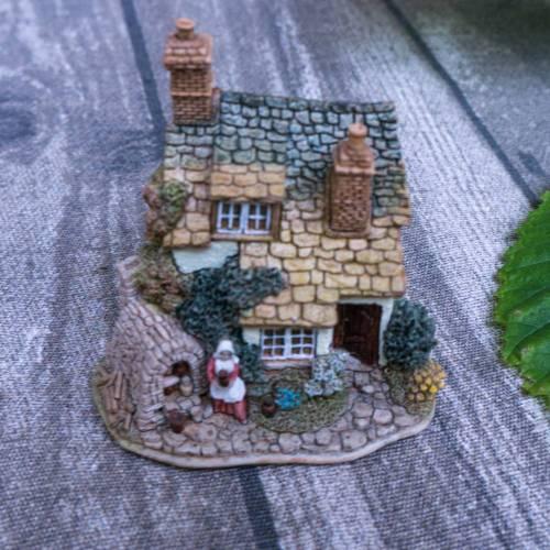 Lilliput Lane, Kiln Cottage, Membership Geschenk 1998/1999, Handarbeit, English, Miniatur, naturgetreu