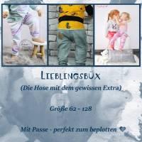 Schnittmuster Hose Lieblingsbüx Bild 1