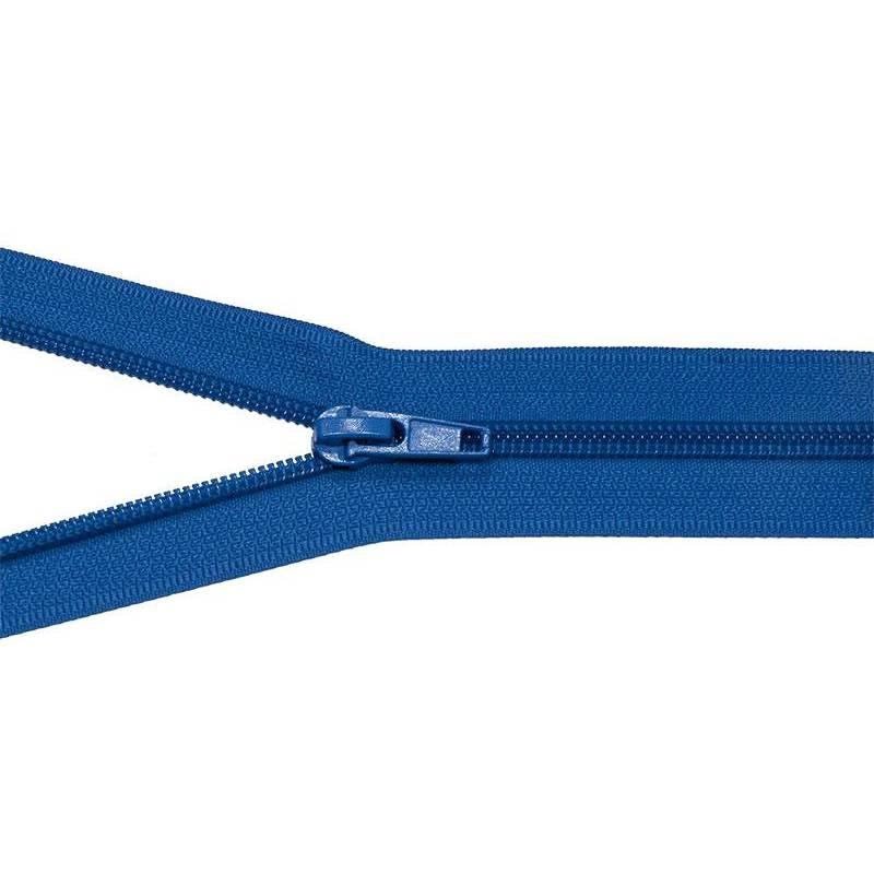 Reissverschluss teilbar 25cm blau Bild 1