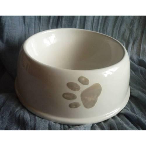 Großer Fressnapf oder Wassernapf für Hunde oder Katzen