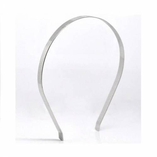 1 / 10 Haarreifen - Metall-ca. 14,50 mm x13,50 mm x7mm
