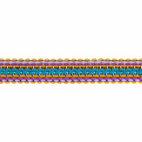 Borte multicolor elastisch