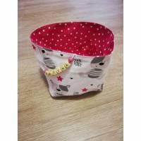 personalisierte Aufbewahrungsbox für das Kinderzimmer Bild 1
