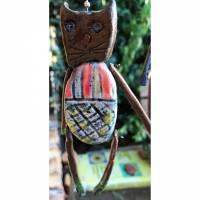 """Keramik-Figur """"Cat"""" in Geschenkbox mit Schuber - Geldgeschenk Bild 1"""