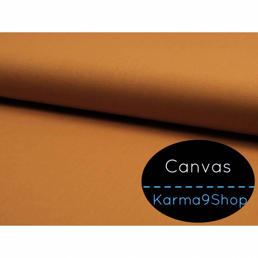 0,5m Canvas ocker #VH3 Bild 1