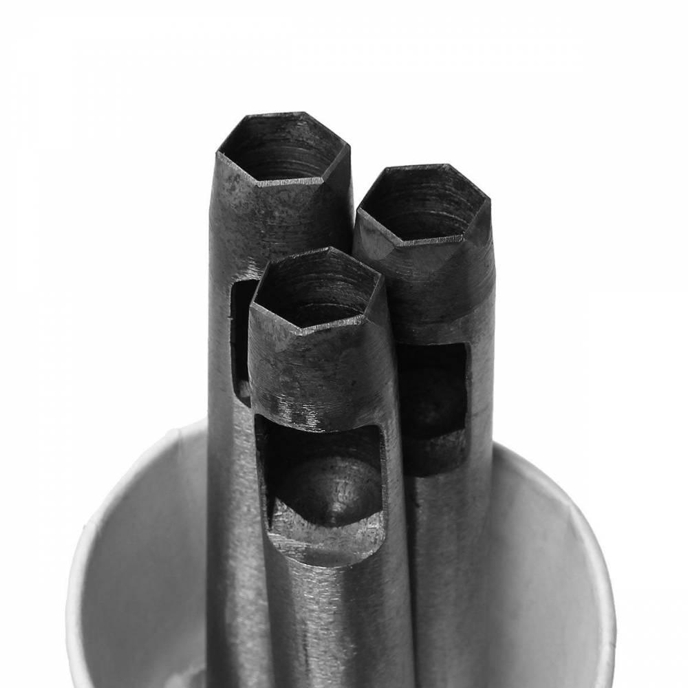Stanzer für Leder Sechseck,Lederstanzer Bild 1