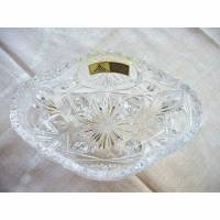 Vintage♥Bleikristallschale von AnnaHütte♥aus den 70er Jahren♥ Bild 1
