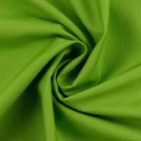 Baumwollstoff uni kiwi grün Bild 1