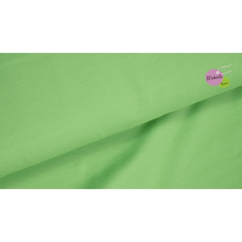 Jersey grün lime limegrün hellgrün Bild 1