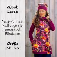 eBook Lavea 32-50 Maxi-Pulli Damen Bild 1