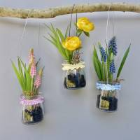 Fensterdeko Frühling, Ostern Bild 1