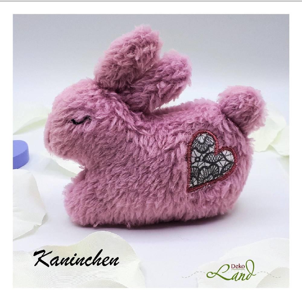 ITH Stickdatei Kaninchen 10x10 Bild 1