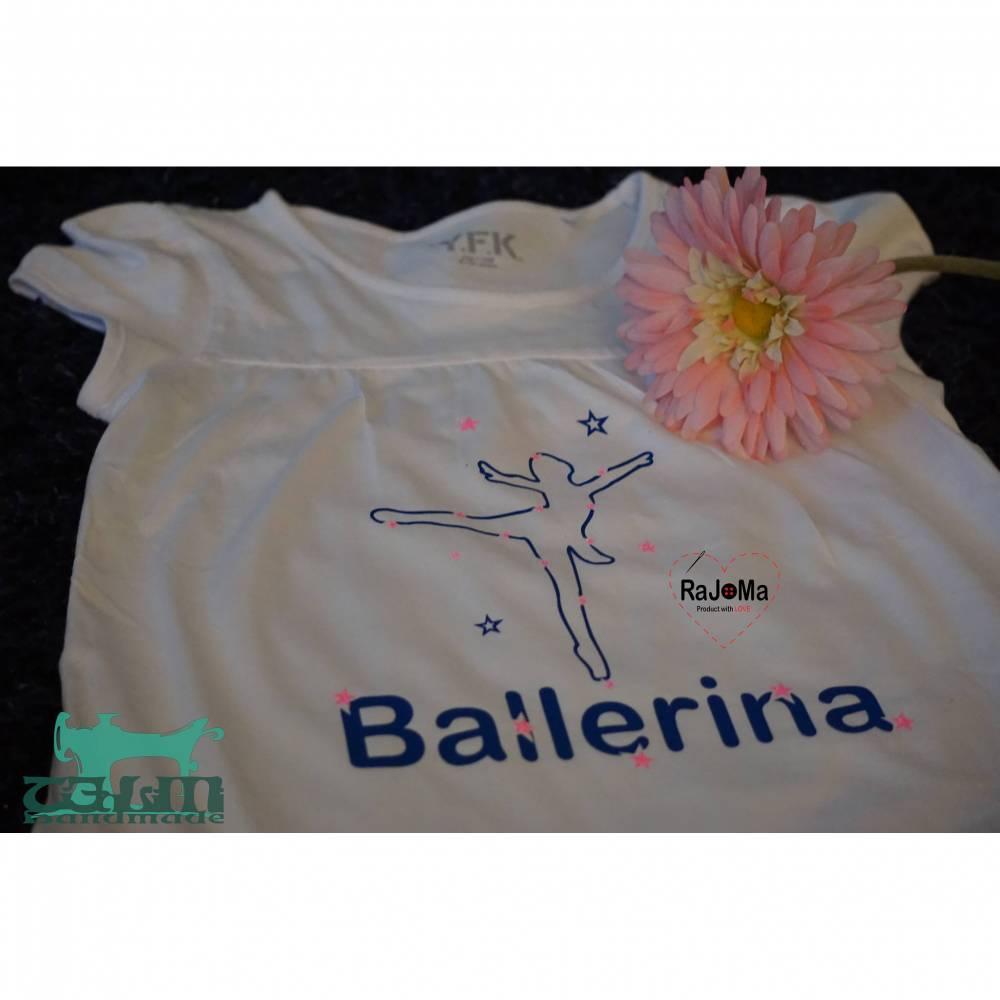 Plotterdatei Sternzeichen Ballerina RaJoMa Bild 1