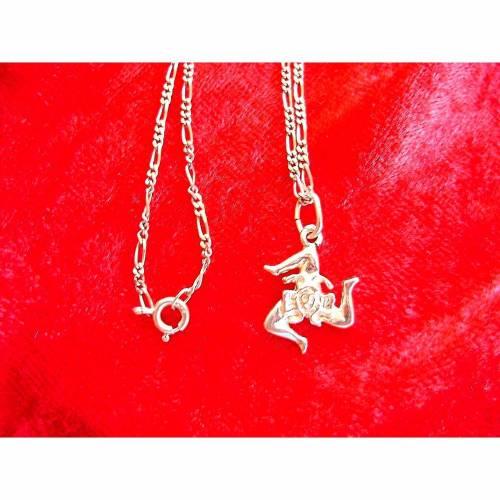 Vintage♥Halskette♥Harlekin♥aus 925 Silber♥aus den 80er Jahren♥