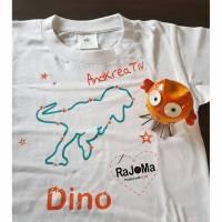 Plotterdatei Sternzeichen Dino RaJoMa Bild 1