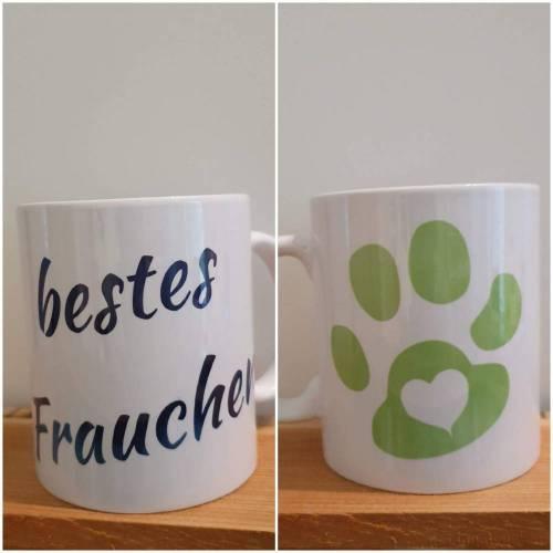 Tasse für Hundefreunde