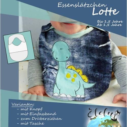 Essenslätzchen Lotte - das etwas andere Lätzchen, Privatlizenz