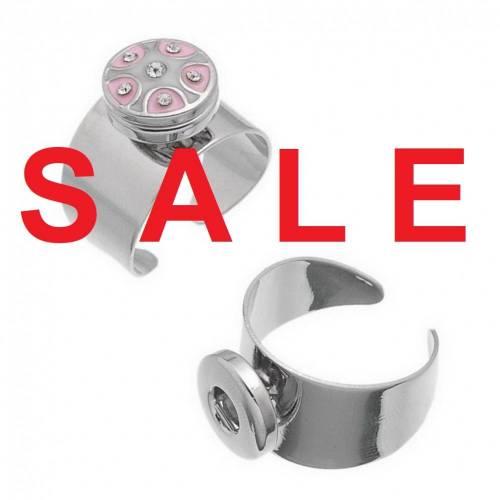 SALE! Ring für Druckknöpfe,Button, Druckknopfbutton,Gr. S
