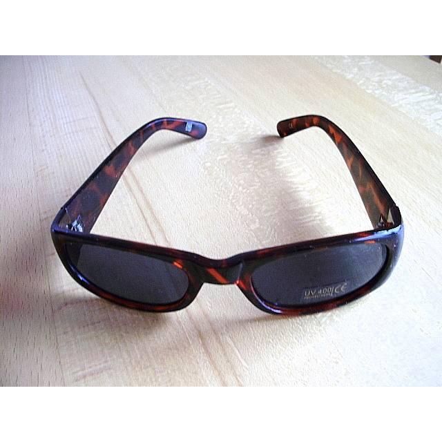 Vintage Sonnenbrille Leo-Optik aus den 80er Jahren Bild 1