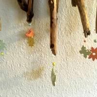 Fröhliche Osterdeko, Frühlingsdeko für Balkon, Garten oder Terrasse, Treibholz Bild 6