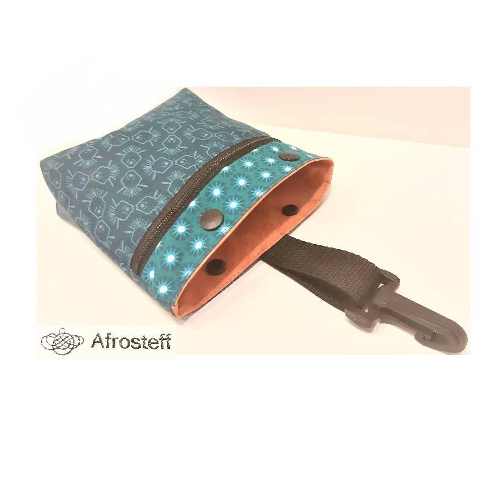 Belohnungs-Tasche für Hunde und Pferde, Kotbeutel Tasche Bild 1