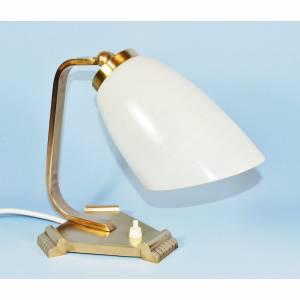 50er Jahre Tischlampe