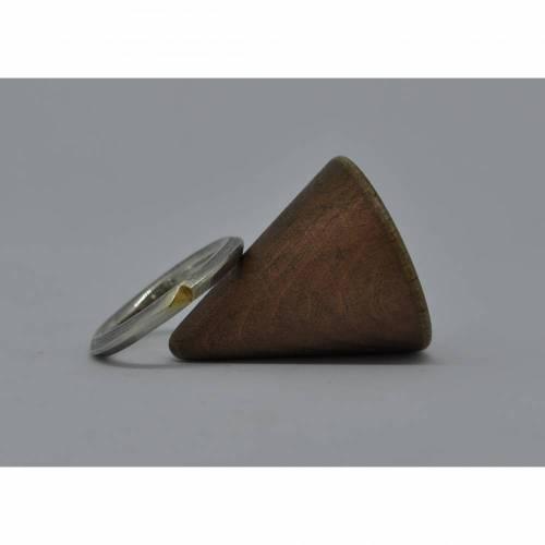 Einmal zweimal Dreieck-Ring