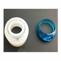 Gießform, Mold, rund, Harz, Acryl, Ring, Fingerring Bild 1